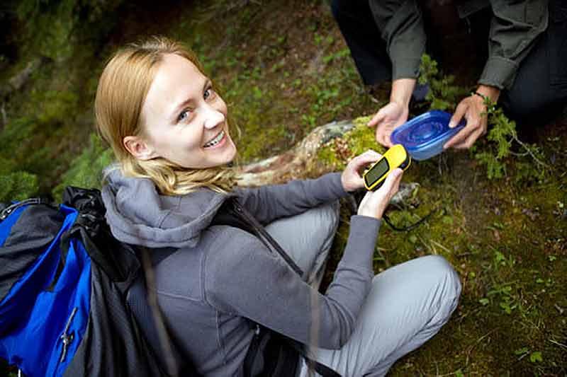 Geocaching für Schulklassen