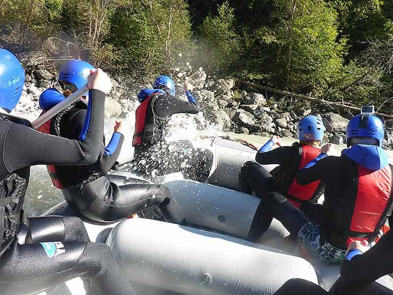 Das Highlight unserer Klassenfahrten in Tirol