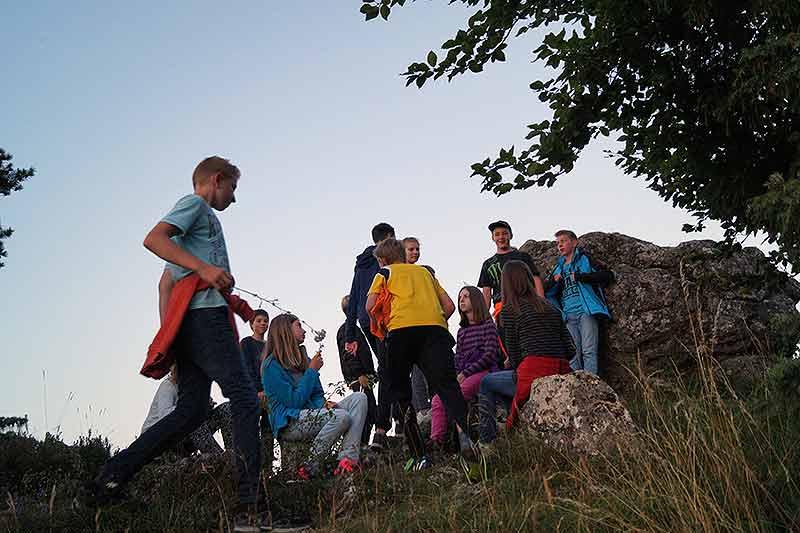 Alpine Coaster und Wanderung